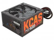 Блок питания Aerocool 650W Retail KCAS-650GM , модульный, ATX v2.4, 80+ Gold, 4+4-Pin, 2x PCI-E (6+2-Pin), 7x SATA, 4x MOLEX, 14см c RGB подсветкой