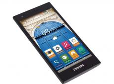 смартфон philips s396 black 2sim/ 5