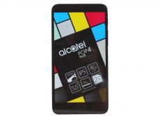 смартфон alcatel 5056d pop 4 (2 sim) (uv slate)