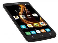 смартфон alcatel 9001d pixi 4 (2 sim) (volcano black)