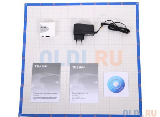 Принт-сервер TP-LINK TL-PS310U Single USB2.0 port MFP and Storage server, compatible with most of MFP