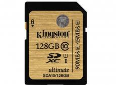 SDXC Kingston 128Gb Class10 UHS-I (SDA10/128GB)