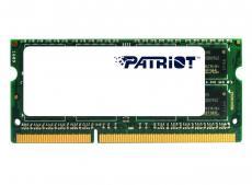 Оперативная память для ноутбуков SO-DDR3 4Gb PC12800 1600MHz Patriot PSD34G1600L2S