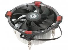 Кулер ID-Cooling DK-03 HALO LED Red (100W/Red LED/Intel 115*)