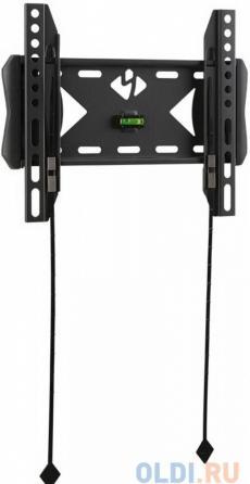 Кронштейн kromax FLAT-5 черный LCD/LED и плазма тв 15-40