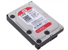 Жесткий диск 3Tb Western Digital WD30EFRX Caviar Red, SATA III [IntelliPower, 64Mb, for NAS]