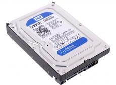 Жесткий диск 500 Gb Western Digital  WD5000AZRZ Blue 3,5
