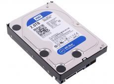 Жесткий диск 2Tb Western Digital WD20EZRZ Blue 3,5