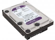 Жесткий диск Western Digital Purple WD20PURZ 2Tb SATA III/3.5