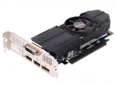 Видеокарта GIGABYTE GeForce GTX 1050 Ti OC Low Profile 4G GV-N105TOC-4GL 4Gb 1328Mhz NVIDIA GTX1050 Ti/GDDR5/7008/128 bit/PCI-E/ DVI DP HDMI
