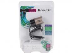Камера интернет Defender G-lens 2577 HD720p 2МП, 5сл. стекл.линза