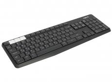 Беспроводная клавиатура Logitech Wireless Multi-Device Keyboard and Stand Combo K375s Graphite USB