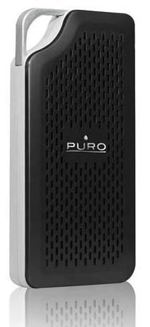 Колонка карманная PURO Music Fun (2,4W RMS, черная)