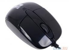 Мышь Defender Optimum MS-130 USB B(Черный) 2кн+кл 800dpi