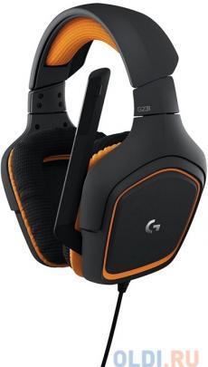(981-000627) Гарнитура Logitech Gaming Headset G231 Prodigy