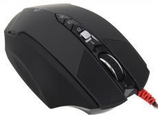 Мышь A4-Tech Bloody Terminator TL7 черный/серый лазерная (8200dpi) USB2.0 игровая (8but)