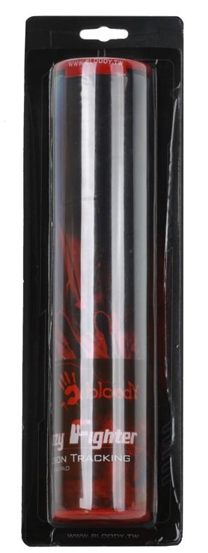 Коврик для мыши  A4tech B-071 Игровой, покрытие микрофибра, прорезиненная основа Bloody Soldier, 35см * 28см * 0.4см