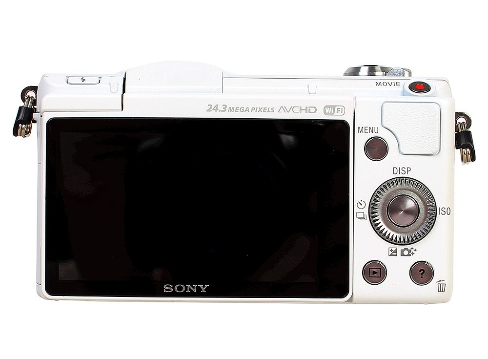 Фотоаппарат SONY ILCE-5100LW White