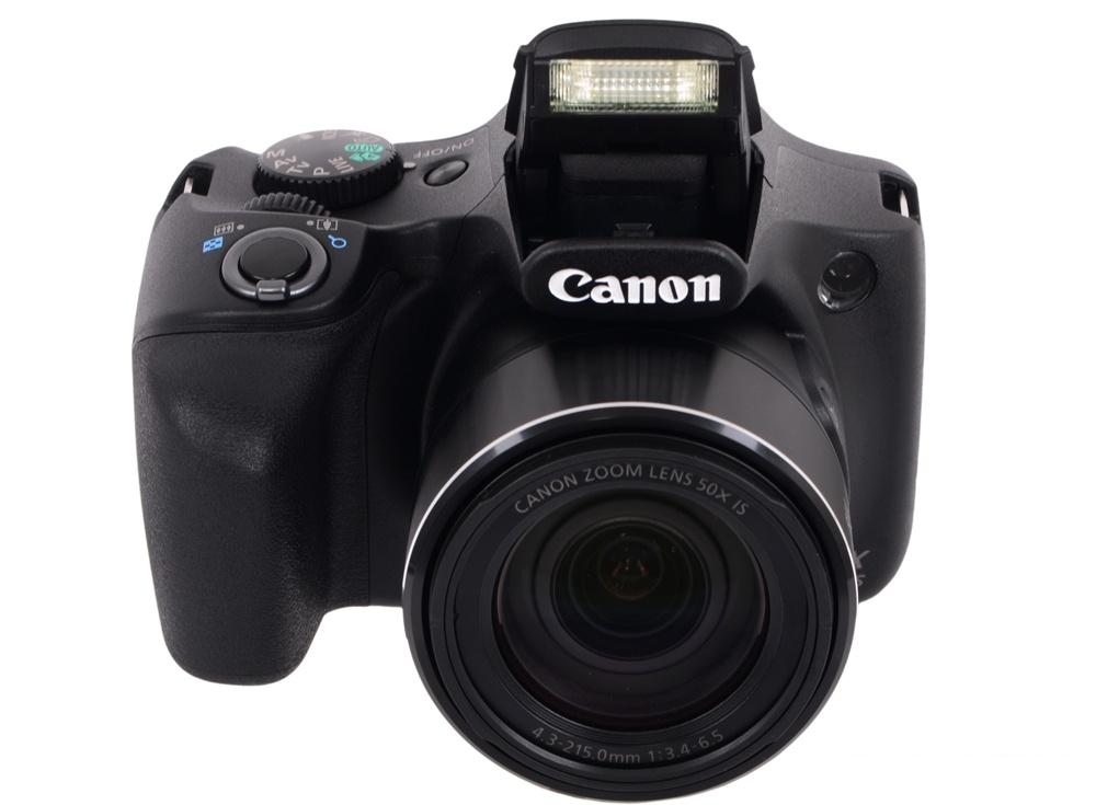 Фотоаппарат Canon PowerShot SX540 HS Black (21.1Mp, 50x zoom, SD, USB, Wi-Fi, Li-Ion)