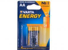 Батарейки VARTA Energy AA блистер 2 (рус) 04106213412