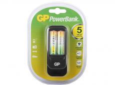 Зарядное устройство GP PowerBank 5 часов + аккум. 2шт. 2700mAh (GP PB560GS270-CR2)