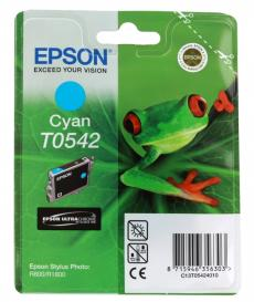 Картридж Epson Original T054240 (Photo R800)  голубой
