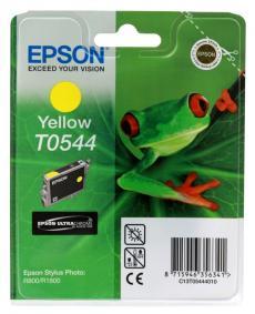 Картридж Epson Original T054440 (Photo R800)  желтый