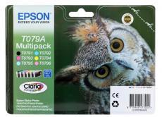 Картридж Epson Original T079A4A10 комплект для P50/PX660