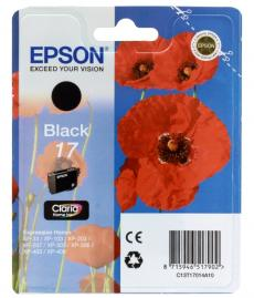 Картридж Epson Original T17014A10 Expression Home XP черный
