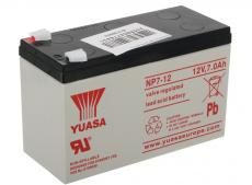 Аккумулятор Yuasa 12V7Ah (NP7-12)
