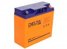 Аккумулятор Delta DTM 1217 12V17Ah