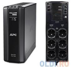 ибп apc br1200g-rs back-ups pro 1200va/720w