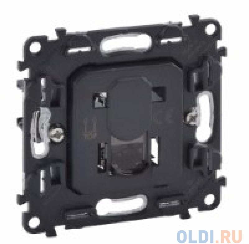 Розетка Legrand Valena In'Matic RJ-45 UTP кат.6 753042