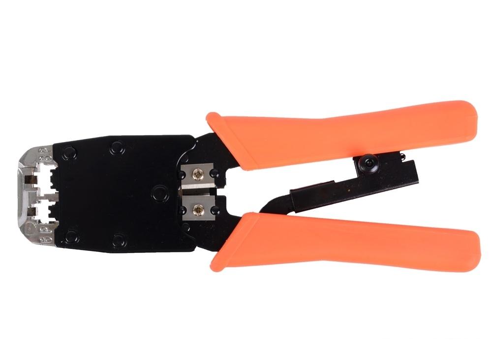 Клещи обжимные Telecom HT-500R (RJ-45, RJ-11/12)