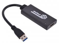Кабель-адаптер USB3.0 - HDMI ORIENT C024