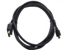 Кабель microHDMI/HDMI 1.8м Gembird/Cablexpert CC-HDMID-6