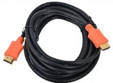 Кабель HDMI Gembird/Cablexpert, 3.0м, v1.4, 19M/19M, серия Light, черный, позол.разъемы