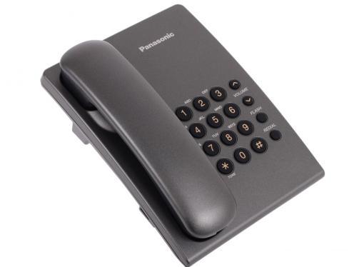 Телефон Panasonic KX-TS2350RUT (Flash)