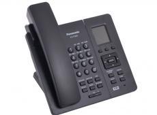 телефон ip dect panasonic kx-tpa65rub sip цифр. ip-телефон (настольный), voip, ethernet, upto 7 hset, память 500, звук hd