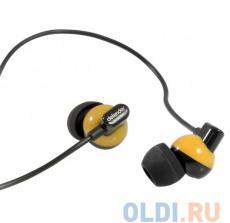 наушники defender bravo-816 желтый&черный. кабель 1,2м