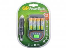 Зарядное устройство PowerBank 2-4часа + Аккум. 4шт. 2700mAh (PB50GS270CA-UE4 /6)
