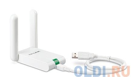 Беспроводной Wi-Fi адаптер TP-Link TL-WN822N 802.11bgn, 300Mbps, 2.4GHz, USB