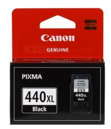 Картридж Canon PG-440XL для  PIXMA MG2140, MG3140. Черный. 600 страниц.