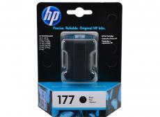 Картридж HP C8721HE (№177) черный PSM8253