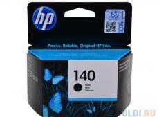 Картридж HP CB335HE (№140) черный OJ5783