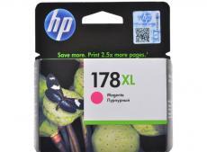 Картридж HP CB324HE (№ 178XL) пурпурный, PS C5383/C6383/D5463