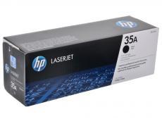 Картридж HP CB435A (черный для  LJ P1005/P1006, 1500 страниц)