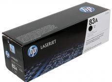 Картридж HP CF283A для HP LaserJet Pro MFP M125 / M127. Чёрный. 1500 страниц.