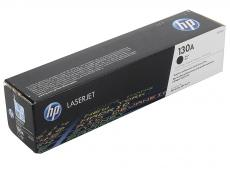 Картридж HP CF350A для LaserJet Pro M153/M176/M177. Чёрный.  1300 страниц. 130A.