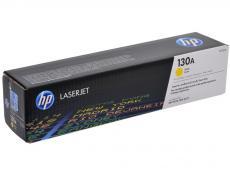 Картридж HP CF352A для LaserJet Pro M153/M176/M177. Жёлтый. 1000 страниц. 130A.